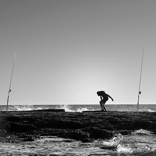 """""""Ritual - Un día en la playa"""" - José Antonio Domínguez - 100814"""