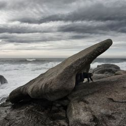 """""""Piedra de Cadris: la vela de la nave"""" - Raimon Moreno - 251114"""